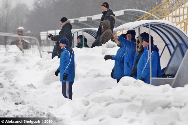 Зимний футбольный турнир Brest Winter Cup 2010