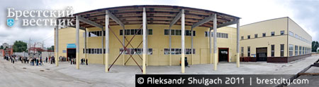 Завод по производству элементов опалубки