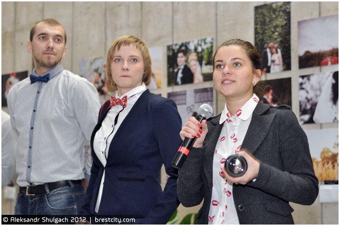 Выставка свадебных фотографов в Бресте