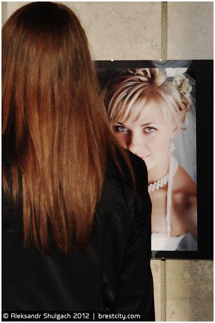 Выставка свадебной фотографии