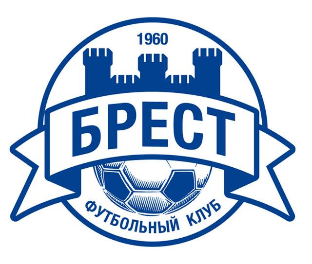 Новая эмблема брестского футбольного клуба