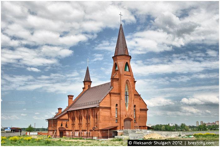 Костел Святого Иосифа в Бресте
