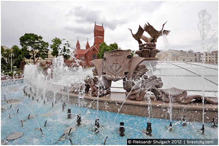 Минск в первый день лета
