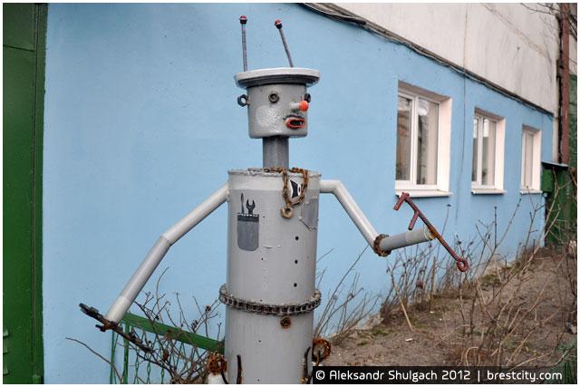 Робот Самоделкин