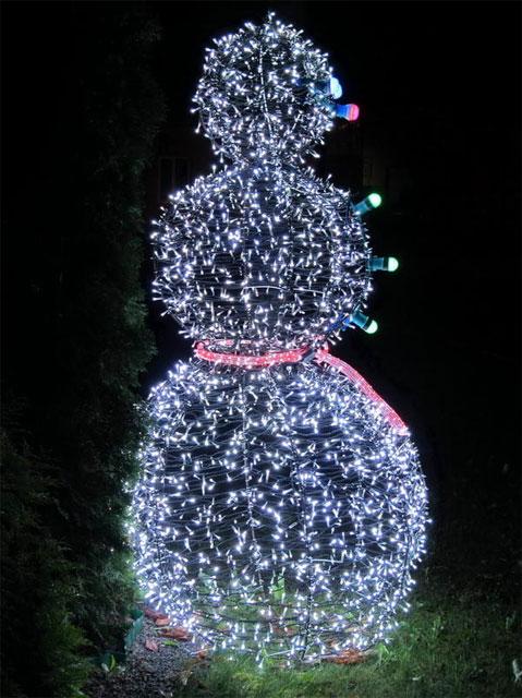 Снеговик от Брестского Горсвета