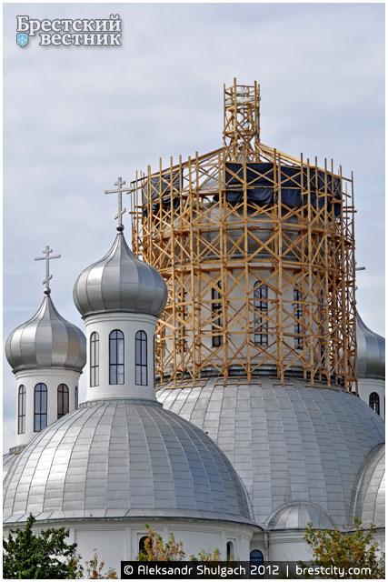 Свято-Воскресенский собор в Бресте