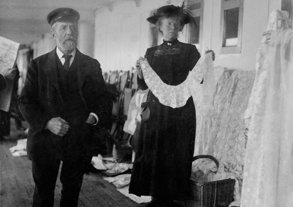 Редкие фотографии «Титаника» стали достоянием общественности