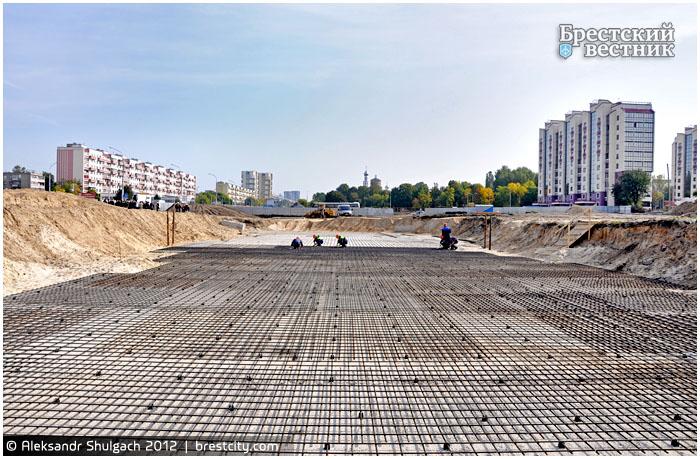 Новый микрорайон Бреста появится на месте бывшей деревни Тришин