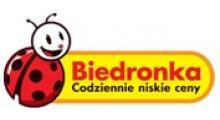Магазины Biedronka в Бялой Подляске