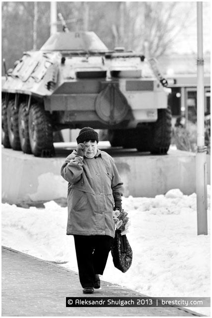 Годовщина вывода советских войск из Афганистана. Брест. Парк воинов-интернационалистов