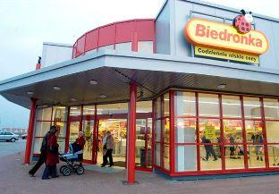 Магазин Бедронка в Польше