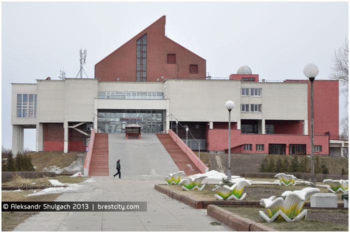 Центр молодежного творчества в Бресте. ЦМТ