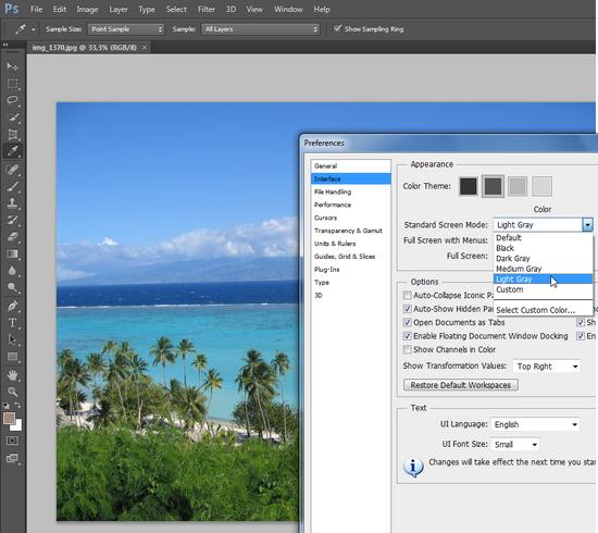 10 самых «громких» нововведений Photoshop CS6