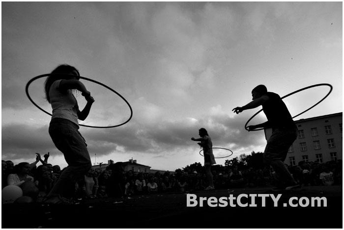 День молодежи в Бресте. Город Света. 30 июня 2013