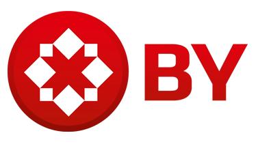 Логотип доменной зоны BY