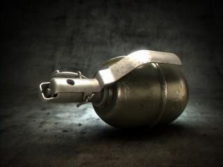 В Бресте на улице обнаружили гранату