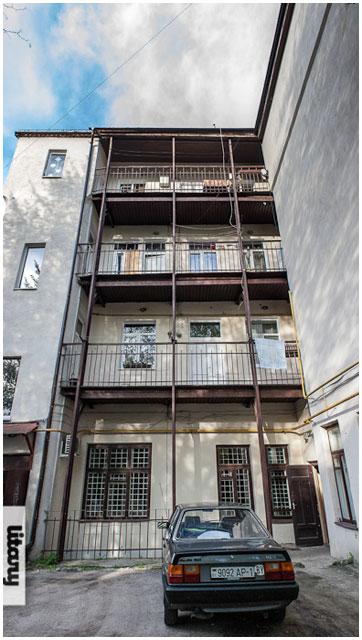 Дом Соломона Гринберга, ул. Советская
