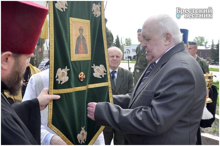 Орден для гарнизонного храма Брестской крепости