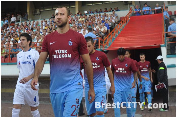Жалоба турецкого клуба на матч в Бресте