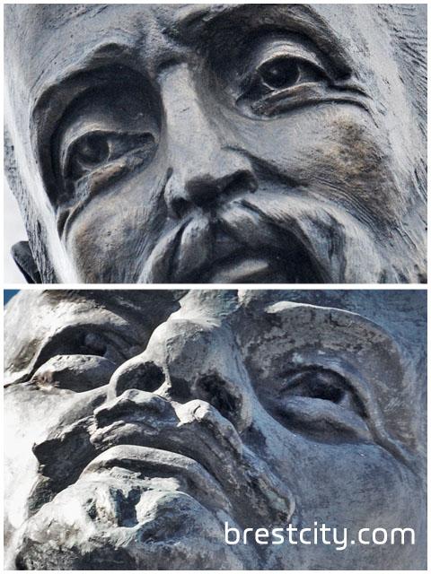 Исторические деятели в городе Бресте