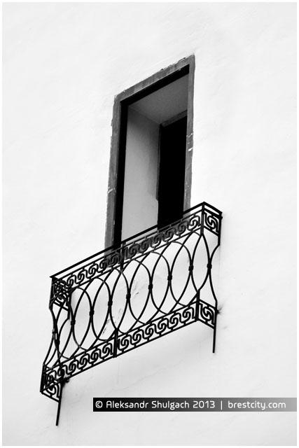 Окно в никуда в Бресте