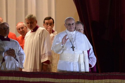 Новый папа Римский избран в Ватикане