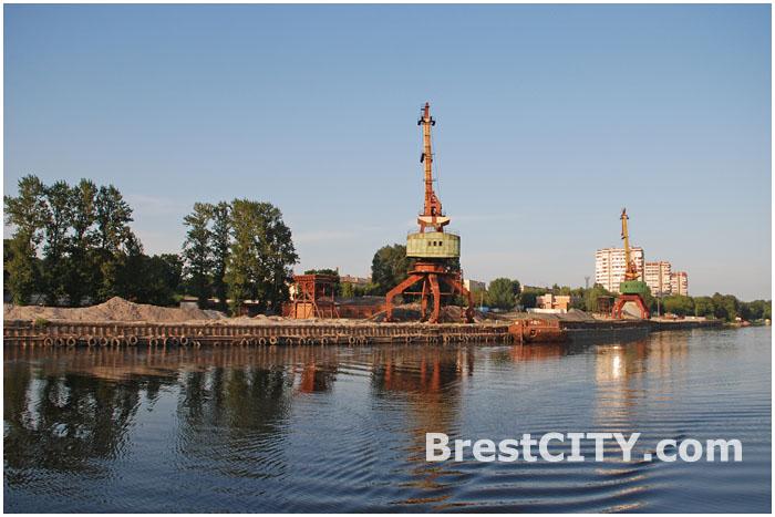 Брестский порт