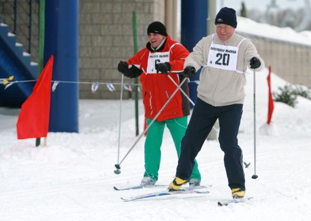 Сумар: Я всегда принимаю участиве в лыжных соревнованиях