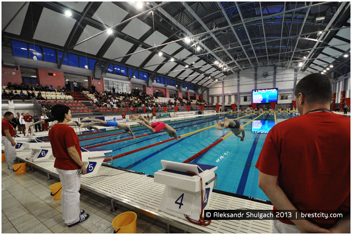 Кубок Беларуси по плаванию