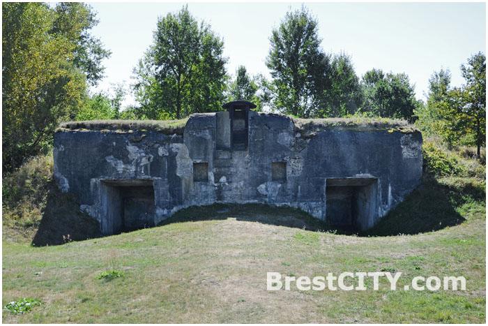 Пятый форт Брестской крепости