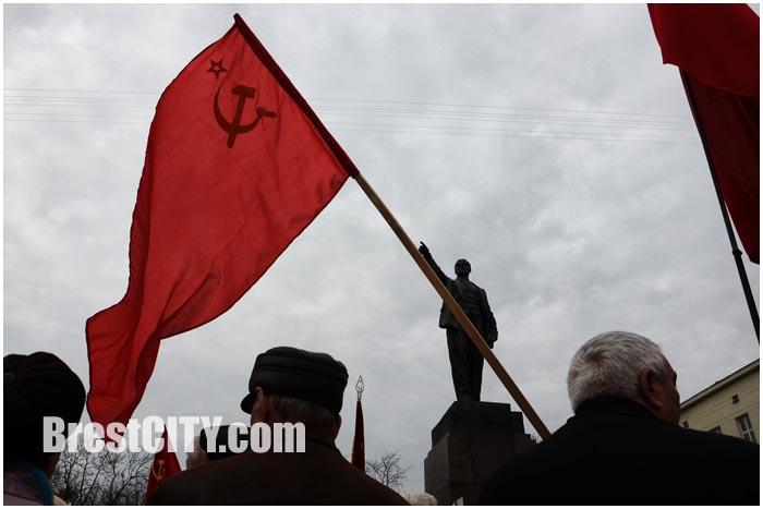 День Октябрьской революции. Брест 07.11.2014