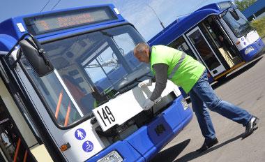 Новые троллебусные маршруты в Бресте
