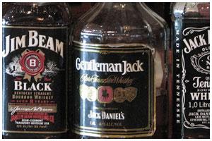 В Брестском гипермаркете АЛМИ украли три бутылки дорогого спиртного