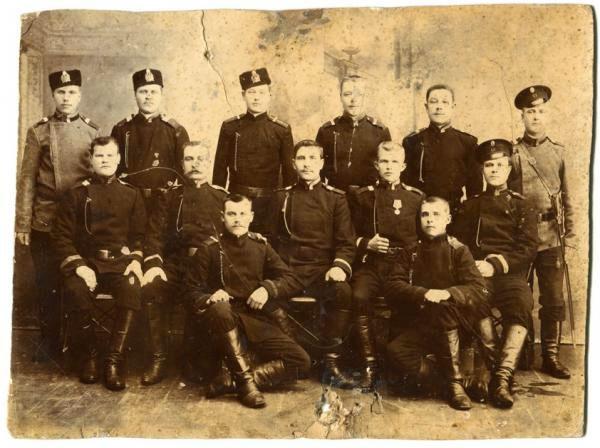 Брестская крепость в Первую мировую войну