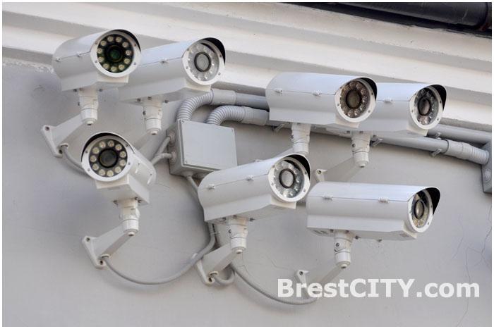 Камеры видеонаблюдения. Большой брат следит за тобой