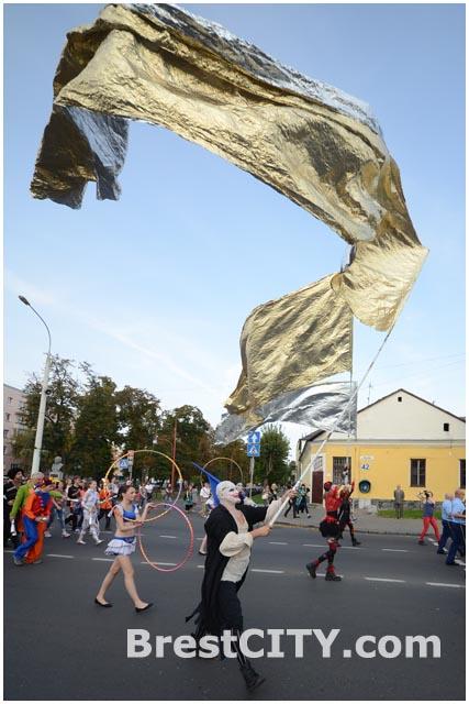 Международный театральный фестиваль в Бресте Белая вежа 2014
