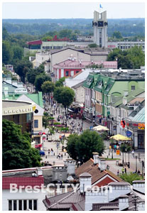 Город Брест
