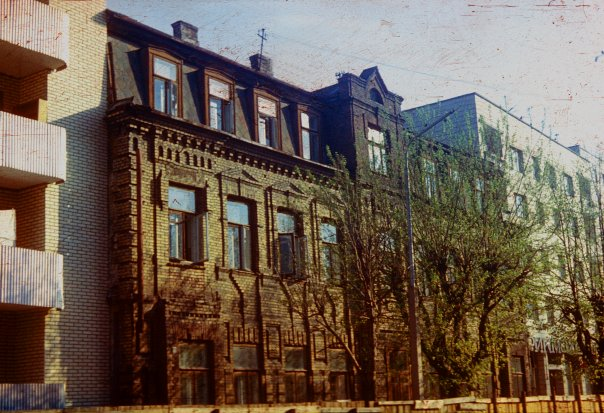 Здание медучилища на Пушкинской, 50
