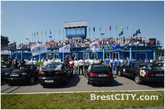 БрестАвтоФест 2014 30 апреля в Бресте на картинговом стадионе