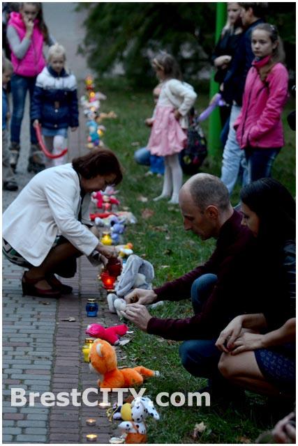 Международный день мира в Бресте 21.09.2014