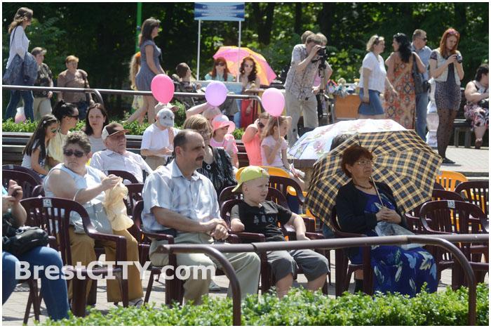 День инвалидов в Бресте 8 июня 2014