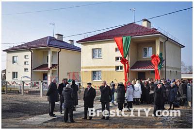 Дом семейного типа на улице Васнецова
