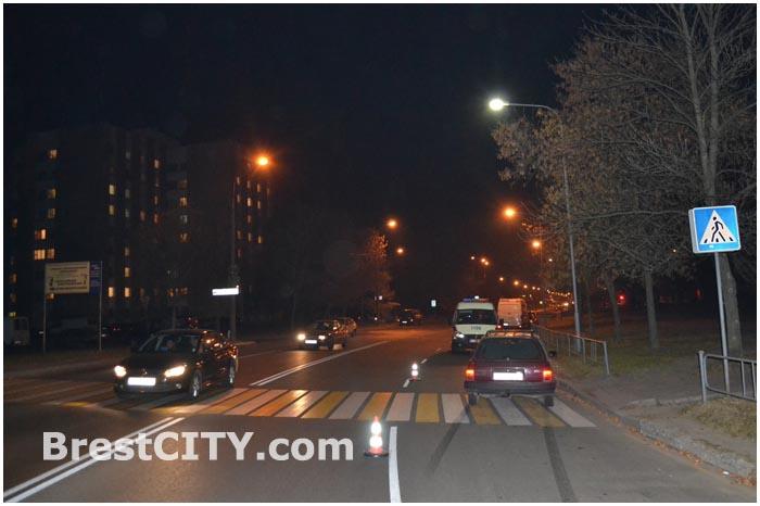 На ул.Советской конституции в Бресте сбили двух женщин