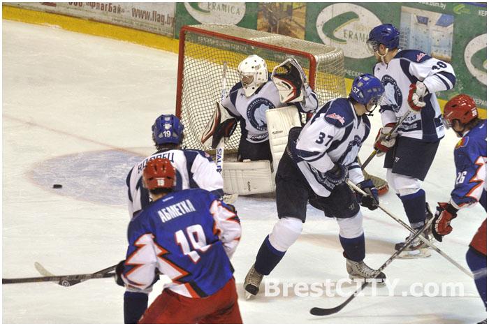 Турнир по хоккею в Бресте на призы мэра