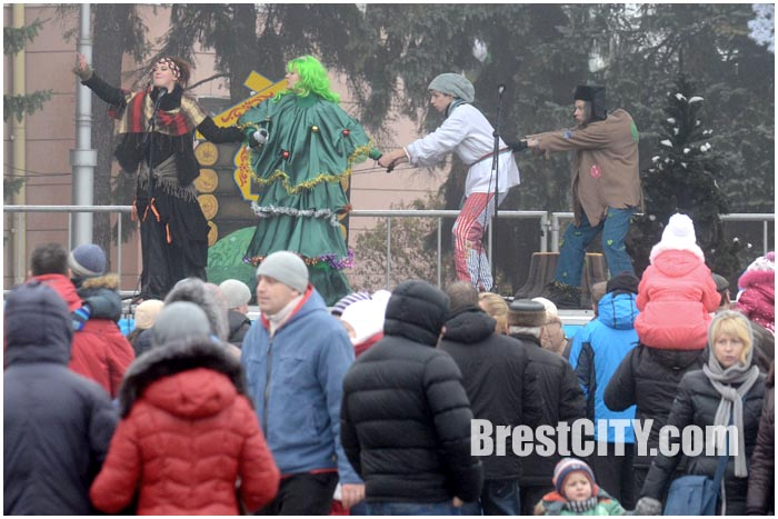 1 января 2015 в Бресте