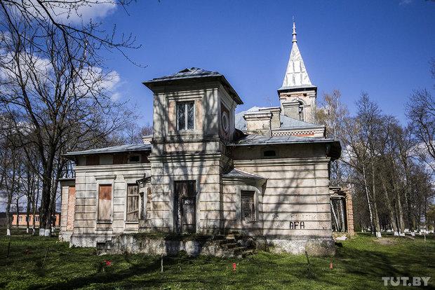 Усадьба Котлубаев в деревне Ястрембель под Барановичами
