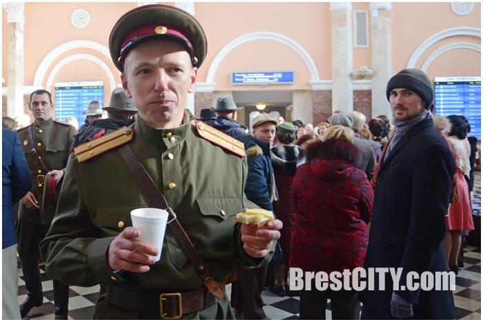 В Бресте снимают кино о советском футболисте Эдуарде Стрельцове