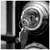 Ключ в замке. Съемное жилье