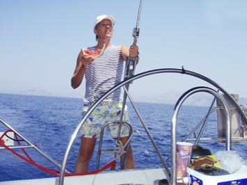 Брестчанин строит яхту для кругосветного путешествия