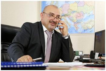 Сергей Недбайлов. Почетный консул Венгрии в Бресте